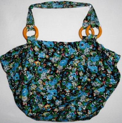 Cloak Bag Blue /<br>Green ...