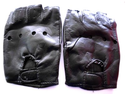 Fingerlose<br>Handschuhe XXL