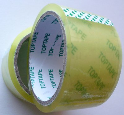 Transparent<br> packing tape<br>48mmx40m