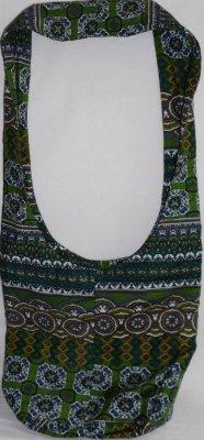 Torby z tkaniny<br> płaszcz zielony<br>wzór R.