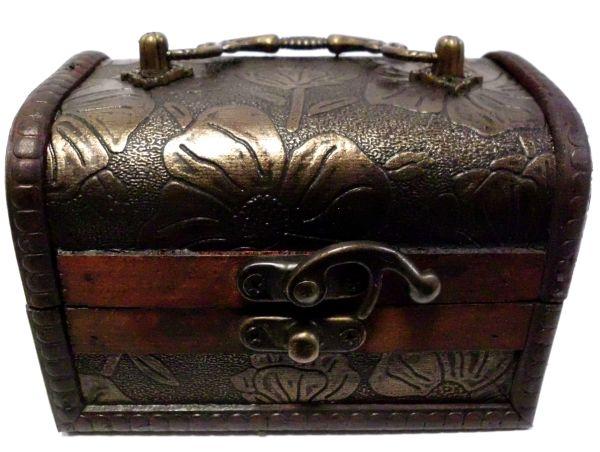 Geschenkbox aus Holz 1459