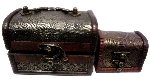 Geldgeschenksbox aus Holz 1994