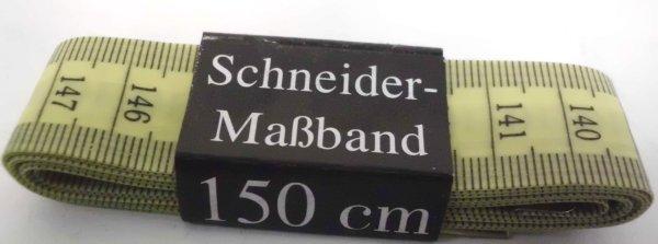 Schneider-Maßband 150cm