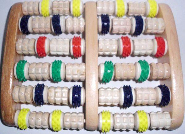 Fußmassage Roller groß