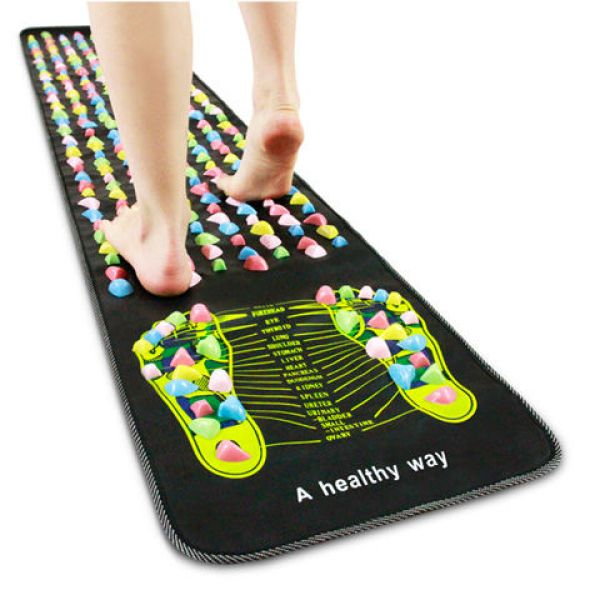 Mat for foot<br> massage and body -<br>Your path to zdr