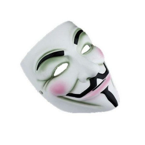 Mask V for<br> Vendetta -<br> Anonymous, Guy ...