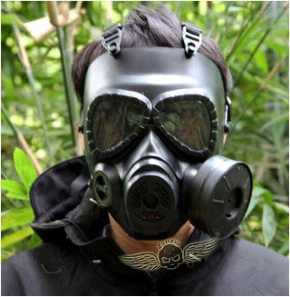 Mask TOXIC PROTECTOR