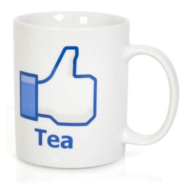 Mug facebook - TEA