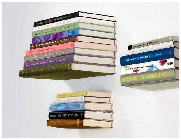 The invisible shelf