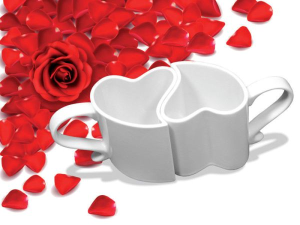 Hot cups of love