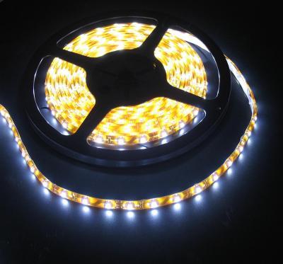 LED Strip 5 Meter weiß inkl. Netzteil 60LED
