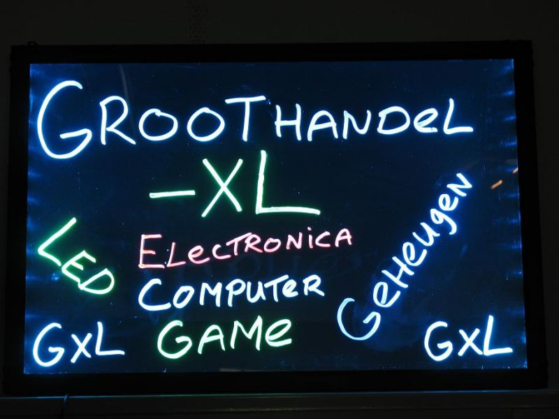 LED Writing board 60 x<br>80 CM Simplex