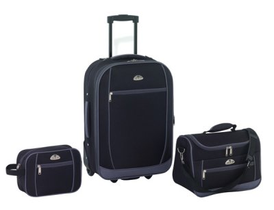 Luggage set,<br> consisting of 3<br>parts, sch