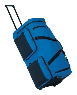 -Trolley<br>Reisetasche Cargo Ri<br> b-st,schw/bl, ca. ...