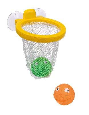 Water basketball<br> game: 1 net basket<br>with Sa