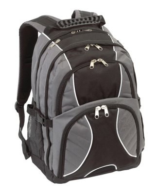 Backpack: 2 zipped<br>Rigs with Or