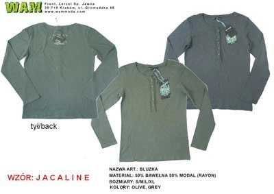 jacaline Bluse Shirt von snazee