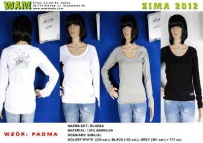 PADMA Bluse für Frauen