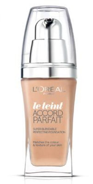 Loreal Foundation<br>Accord Parfait