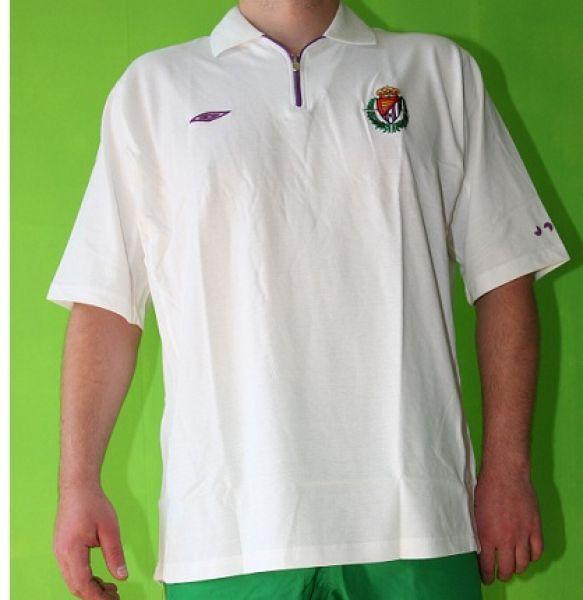 Umbro Sportshirt Freizeitshirt Poloshirt Weiß