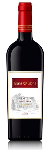 Red wine from<br> Bulgaria of the<br>variety Cabernet Fra