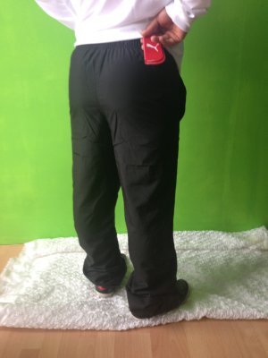 Training Pants by<br>Puma in Black