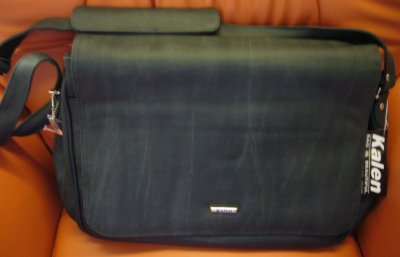 Laptop bag or<br> school bag made of<br>synthetic leather