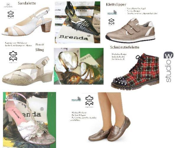 Schuhe aus Versandhaus-Restposten 1A-Ware