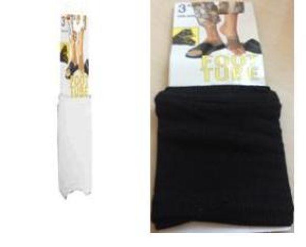 TUBE Socken, Füßlinge schwarz one size