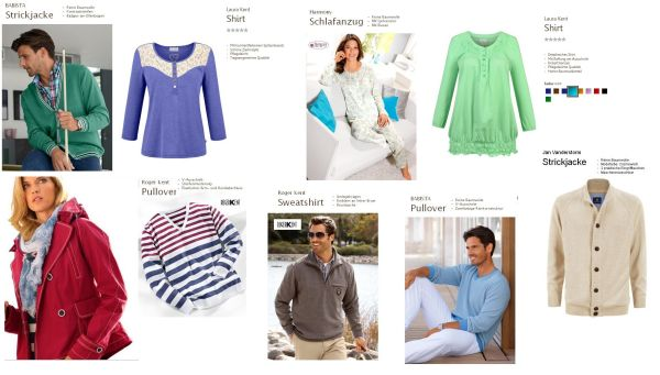 Aktuelle Ware –  aus neuer Kollektion 2014