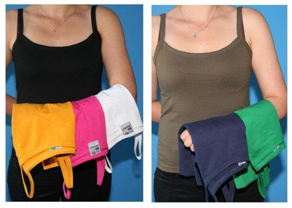 SALE Damen Trägertops aus Baumwolle ANGEBOT