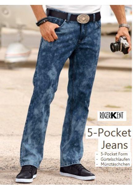 Jeans und Hosen für Herren