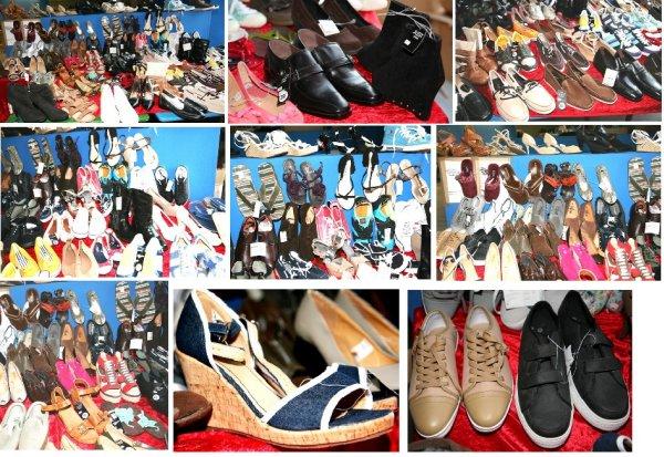 MODALFA Damen und Herren Schuhe im Mix