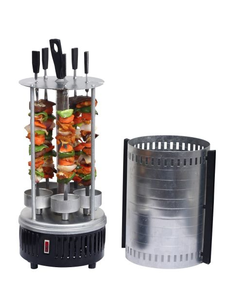 Electric Grill<br> Table Grill<br> chicken gyros ...