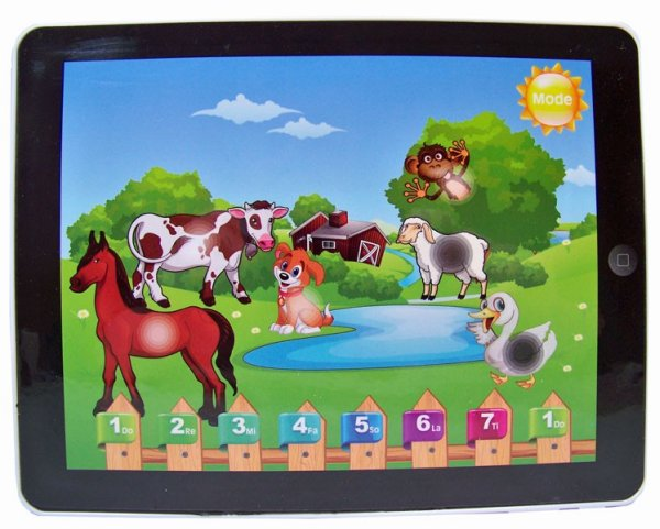 Learning tablet Mini