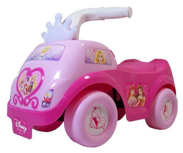 Aufsitz-Auto Princess
