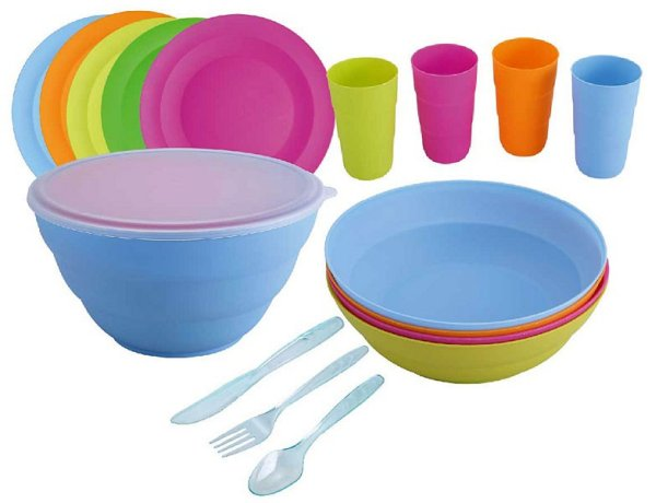 Picknick set (26 pcs)