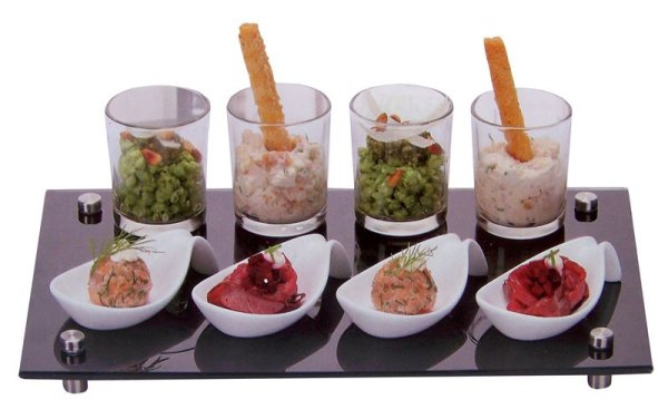 Appetizer set (9 pcs)