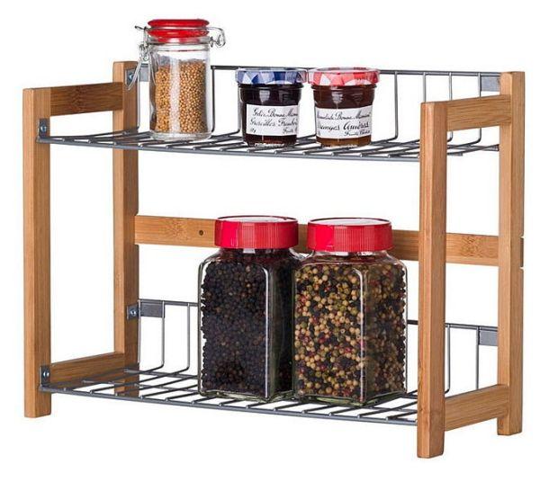 Kitchen rack (2 shelves