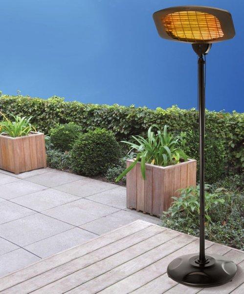 Terrassenheizung