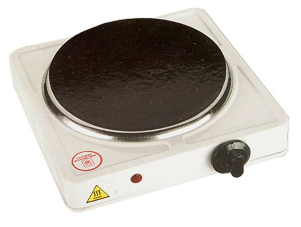 Electric cooking<br>plate (1500W)