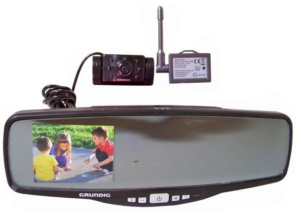 -Wireless<br>Rückfahrkamera-Set
