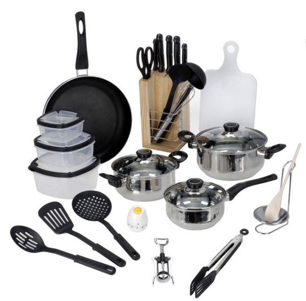 Küche Starter-Set<br>(25 Stück)