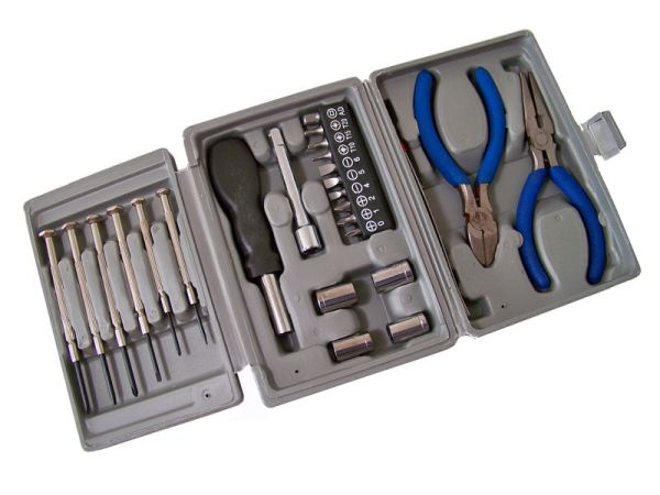 Precision tool set (26 pcs)