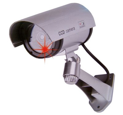 Wireless dummy camera.