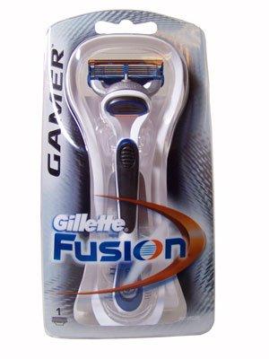 Gillette Fusion Gamer Rasierer