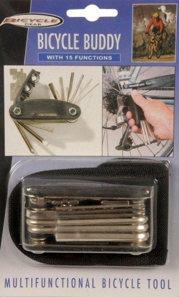 Fahrrad Mini-Werkzeugsatz (falls)