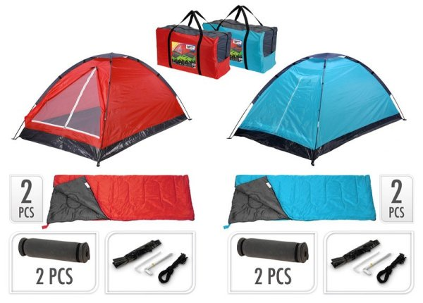 5-pcs Camping set (2 designs)