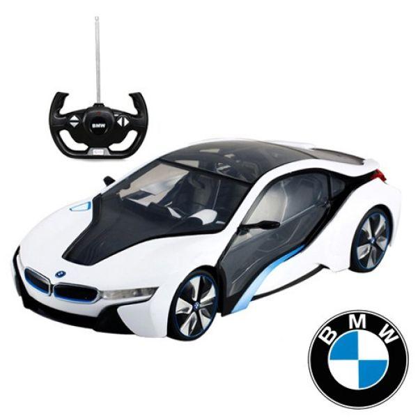 BMW i8 Concept, Radio Control