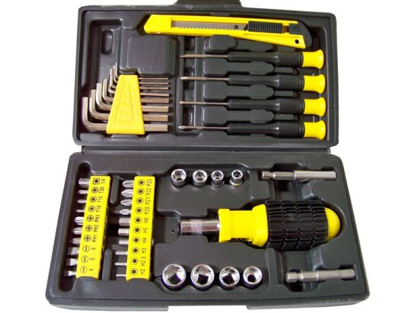 Toolset (45-pcs)